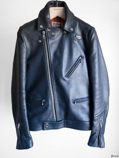 Lewis Leathers - Cyclone Rider's Jacket (Tight Fit)