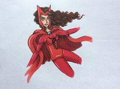 Scarlet by ChewieOrgana.deviantart.com on @DeviantArt