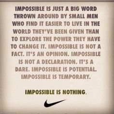 Image result for nike quotes find your greatness
