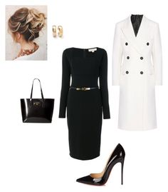 """""""Work"""" by cgraham1 on Polyvore featuring MICHAEL Michael Kors, Christian Louboutin, Jil Sander, Vivienne Westwood and Ippolita"""