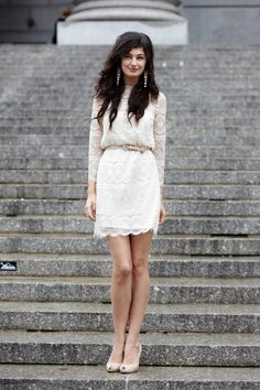 City Hall Weddings- What To Wear To A City Hall Wedding