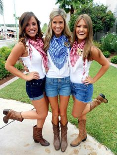kappa kappa gamma at university of arizona sweet home kappa gamma recruitment loving their country themed outfits