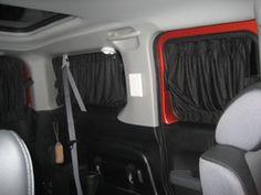 Honda element, curtain