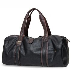 1787b8dd96 High Quality Men s Leather Travel Bag (Available in 3 Colors) Crossbody Bags  For Travel