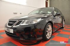 The Final Result - Inside the Detailing Bay Detailing a SAAB 93 on Parc Ferme Zymol detailing course