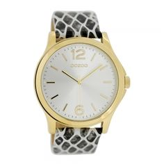 OOZOO watches make an affordable gift for any occasion, OOZOO is an never ending on-trend fashion statement timepiece. We have a HUGE range of OOZOO watches in stock. Unique Gifts For Her, Unusual Gifts, Great Gifts, Gifts For Girls, Gifts For Women, Fashion Watches, Women's Watches, Bracelet Watch, Fashion Design