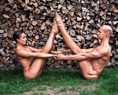 The full beauty ofthe human body isrevealed inthis amazing charity calendar