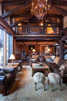 Austin Cabin - Truckee, CA By High Camp Home Design