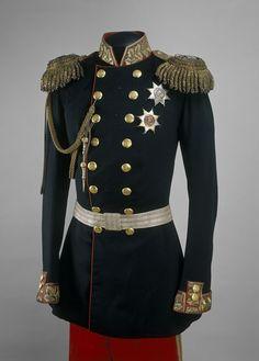 Coronation uniform of Alexander II, 1855, Museum no. TK-1788, © The Moscow Kremlin Museums