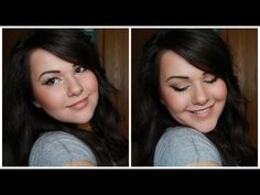 TUTORIALS-My Everyday Fall Makeup ft. Naked 2 Palette