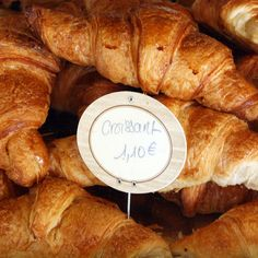 So, on my recent trip to Paris, I set out on a croissant crawl. My mission: to find the greatest selection over the span of just a few days.