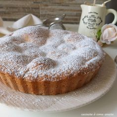 Great Desserts, Low Carb Desserts, Pizza, Biscotti, Cake Business, Low Carb Bread, Bakery Recipes, Low Carb Breakfast, Apple Recipes