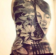 Artist Ezequiel Samuraii , Awesome work!!