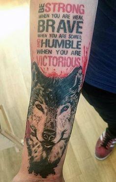 Male Wolf Face Tattoo   tatuajes | Spanish tatuajes  |tatuajes para mujeres | tatuajes para hombres  | diseños de tatuajes http://amzn.to/28PQlav