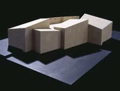 Architectural Model - David Chipperfield