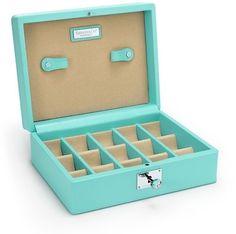 Tiffanys Jewelry BoxOrganizer 835 T C Clothing and