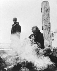 "Scene from Andrei Tarkovsky's ""Andrei Rublev"" http://www.filmreference.com/images/sjff_01_img0031.jpg"