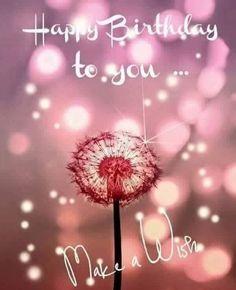 Make a Wish… … Happy Birthday! Make a Wish… More Happy. Best Birthday Quotes, Happy Birthday Images, Happy Birthday Greetings, Birthday Messages, It's Your Birthday, Happy Birthday Niece, Happy Birthday Beautiful Lady, Birthday Eve, Happy Birthday Wallpaper