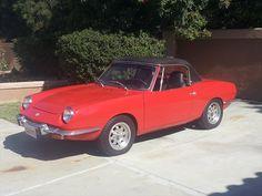 Fiat 850 spider 1970
