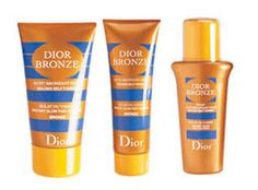 Dior Dior Bronze Sun Products