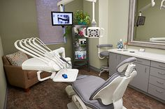 Patterson Today - Fall 2015 Darnell Dentistry,  A-dec 511 dental chair, A-dec 533 Continental delivery system