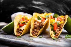 Authentic Taco Recipe, Carnitas Recipe, Turkey Tacos, Low Carb Tacos, Keto Taco, Taco Tuesday, Unique Recipes, Food Photo, Family Meals