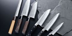Hand made knives in Hikari - chef knives https://www.japanese-knives.co.il/ mail@japanese-knives.co.il/
