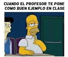 Find images and videos about funny, lol and humor on We Heart It - the app to get lost in what you love. Funny Spanish Memes, Spanish Humor, Best Memes Ever, New Memes, Comedy Central, The Simpsons, Funny Moments, Funny Things, Funny Posts