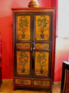 1000 images about mueble tibetano on pinterest asia - Muebles de tailandia ...