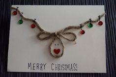 68 trendy crochet gifts for christmas for kids diy crafts Homemade Christmas Cards, Handmade Christmas Gifts, Christmas Cards To Make, Christmas Holidays, Christmas Tree, Company Christmas Cards, Christmas Crafts, Christmas Decorations, Diy For Kids