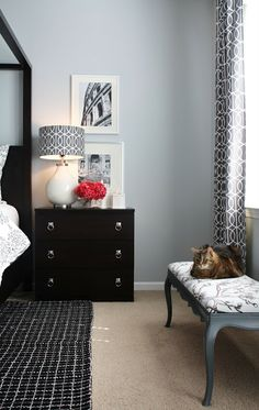A Client's Master Bedroom Makeover - Emily A. Clark