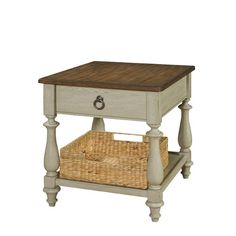 Modern Contemporary End Table - Rocky Point
