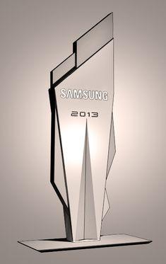 Trophy Design by Leonid Lucenko at Coroflot.com