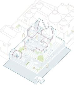 Architecture: Get inspired by this minimalist drawings.