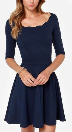 LoLoBu - Women look, Fashion and Style Ideas and Inspiration, Dress and Skirt Look Pretty Outfits, Pretty Dresses, Beautiful Dresses, Cute Outfits, Gorgeous Dress, Stylish Outfits, Casual Dresses, Short Dresses, Dresses Dresses