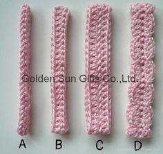 How To Crochet Baby Headbands Following Tutorials | eHow.com