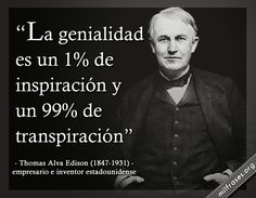 Thomas Alva Edison, empresario e inventor estadounidense.