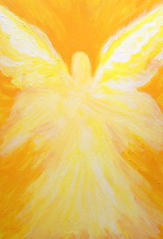 Day Favourite Angel Name: I quite like Uriel. Archangel Uriel, Angel Images, I Believe In Angels, My Guardian Angel, Angels Among Us, Angel Art, Shades Of Yellow, Mellow Yellow, Bright Yellow