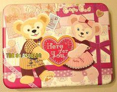 Duffy & Shellie May Valentine's Day chocolates<3