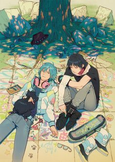 Ren Aoba | DRAMAtical Murder
