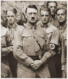 Take a Visual Tour of the 20th Century: Adolf Hitler