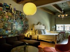Shabby Chic and Private - Beautiful Soho House New York ...
