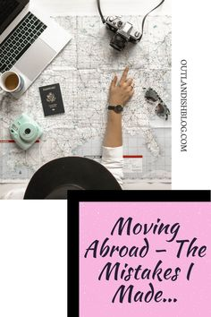 Moving Abroad - The Mistakes I Made. Mistakes, Finding Yourself, Change, Big, Travel, Style, Voyage, Viajes, Traveling