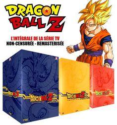 Dragon Ball Z - Intégrale Collector - Pack 3 Coffrets (43 DVD) - 291 épisodes - Non censuré