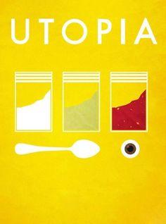 Utopia (Mondo Poster)
