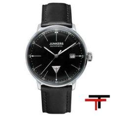 Reloj Junkers Bauhaus Automático Negro  http://www.tutunca.es/reloj-junkers-bauhaus-automatico-negro
