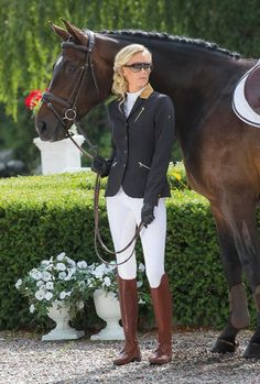 Prestige Event show coat and Supreme tall boots from 2015 SS Mountain Horse…