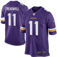 Minnesota Vikings #11 Laquon Treadwell Elite jersey