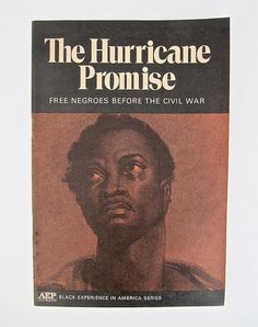 Black History Book The Hurricane Promise 1971 by world vintage #vmteam