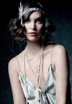 Arizona Muse twarzą kolekcji The Great Gatsby marki Tiffany